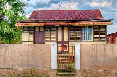 Photograph - House # 27 by Nadia Sanowar