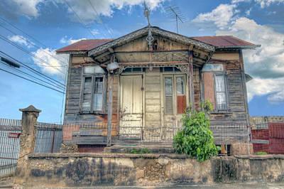 Photograph - House # 29 by Nadia Sanowar