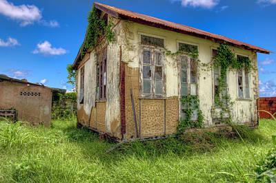 Photograph - House # 3 St. James by Nadia Sanowar