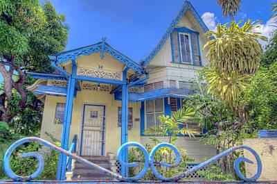 Photograph - House # 36 by Nadia Sanowar