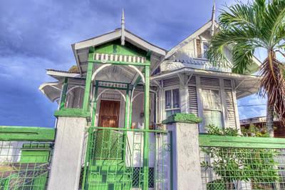 Photograph - House # 50 by Nadia Sanowar