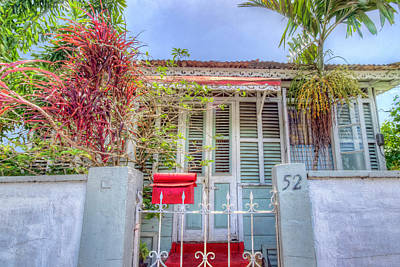 Photograph - House # 52 by Nadia Sanowar