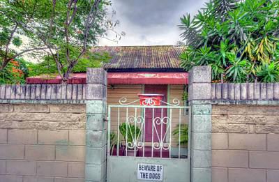 Photograph - House # 71 by Nadia Sanowar