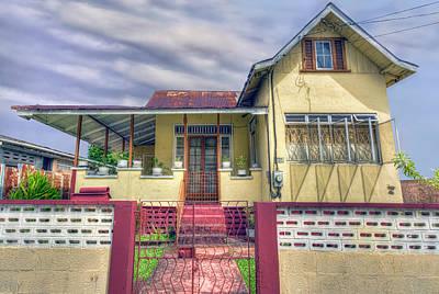 Photograph - House # 72 by Nadia Sanowar