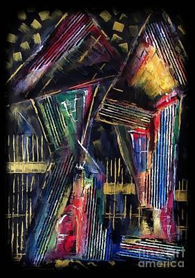 Digital Art - House 4402 by Marek Lutek