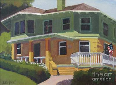 Painting - House At Knowlwood by Jennifer Boswell