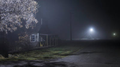 Photograph - House At The End Of The Road by Cat Connor