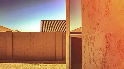 Wall Art - Photograph - House In Buckeye by Giovanni Arroyo