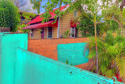 Photograph - House In The Tropics by Nadia Sanowar