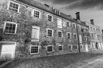 Photograph - House Mill Bow London by David Pyatt