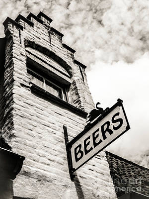Photograph - House Of Beer by Lexa Harpell