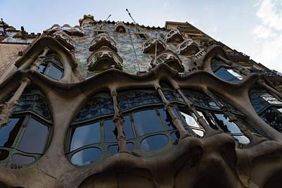 Photograph - House Of Bones by Georgia Mizuleva