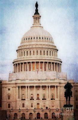 Photograph - House Of Congress by Scott Kemper