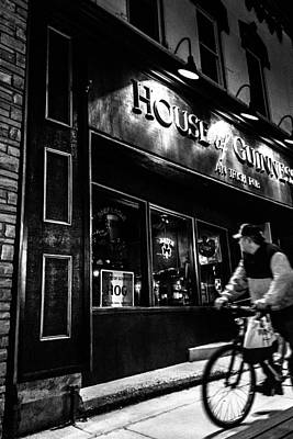 Photograph - House Of Guinness, Downtown Waukesha, Wi by Jeanette Fellows