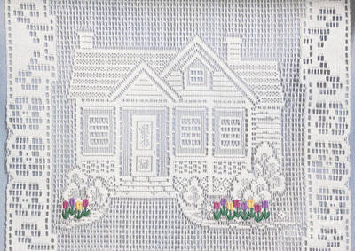House Of Lace Original by Linda Phelps