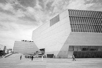 Photograph - House Of Music by Bruno Rosa