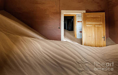 Photograph - House Of Sand by Patti Schulze