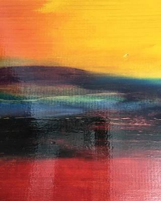 House Of The Rising Sun Art Print