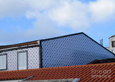 Photograph - House Of Tile by Randall Weidner