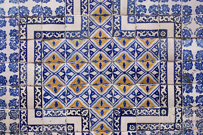 Photograph - House Of Tiles Mexico City by John  Mitchell