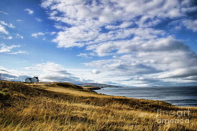 Photograph - House On The Coast by Scott Kemper