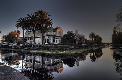 Photograph - House On The Corner by Richard Omura