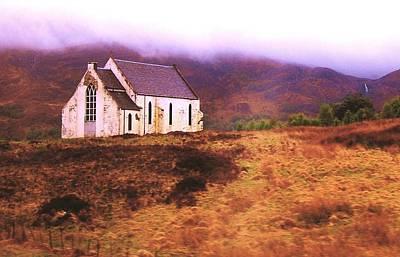 House On The Prairie Art Print by HweeYen Ong