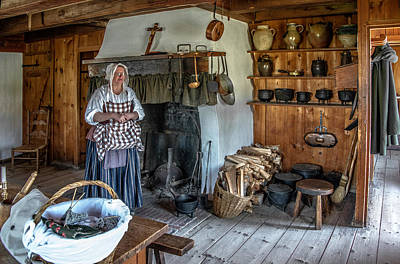Photograph - Housekeeper by Patrick Boening