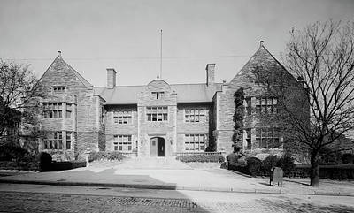 Photograph - Houston Hall - University Of Pennsylvania C1905  by L O C