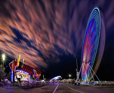 Photograph - Houston Texas Live Stock Show And Rodeo #5 by Micah Goff