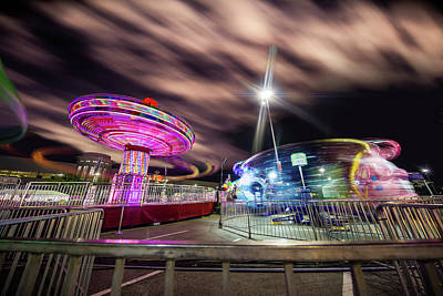 Photograph - Houston Texas Live Stock Show And Rodeo #9 by Micah Goff