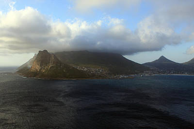 Photograph - Hout Bay Cape Peninsula by Aidan Moran