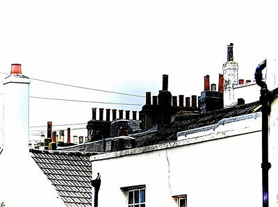 Photograph - Hove Rooftops by Dorothy Berry-Lound