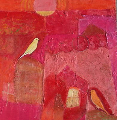 How Can I Get To You Original by Cynthia Scontriano schildhauer