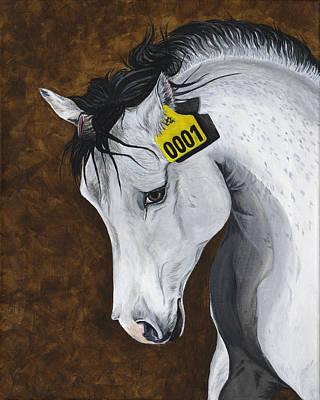 Unicorn - How Far Would We Go? Original by Twyla Francois