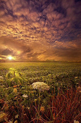 Photograph - How Great Thow Art by Phil Koch