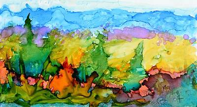 Painting - How I See It by Beverley Harper Tinsley