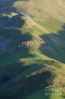Photograph - Howstead Brow On Beda Fell by Gavin Dronfield