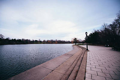 Photograph - Hoyt Lake by Colin Gordon