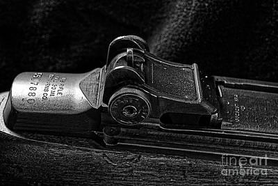 Photograph - Hr Arms Garand by Paul Mashburn