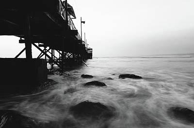 Photograph - Huanchaco Pier by Jose Vazquez