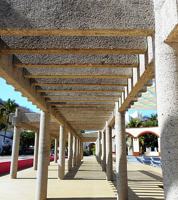 Photograph - Huatulco 4 by Ron Kandt
