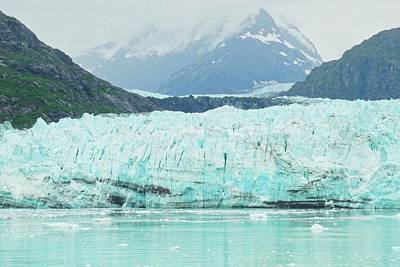 Photograph - Hubbard Glacier In Alaska by Kirsten Giving