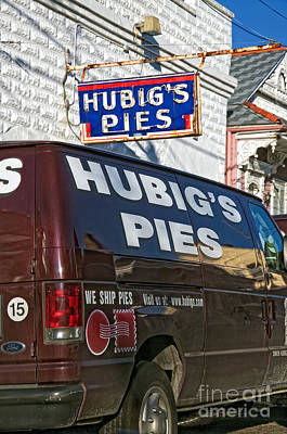Photograph - Hubig's Pies 2 New Orleans by Kathleen K Parker