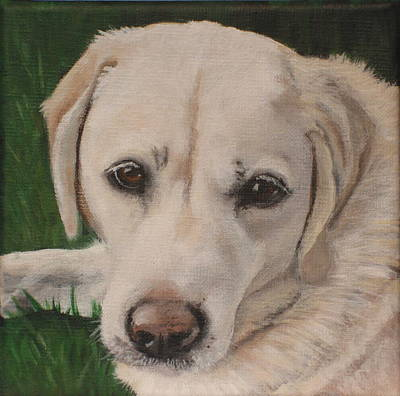 Painting - Hudson by Carol Russell
