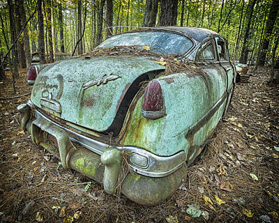 Photograph - Hudson Hornet by Alan Raasch