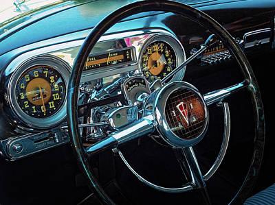 Photograph - Hudson Hornet by Thomas Hall