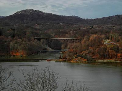Photograph - Hudson River From The Appalachian Trail by Raymond Salani III