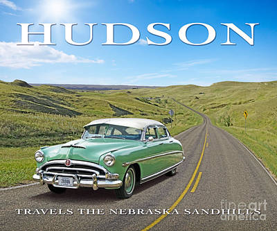 Photograph - Hudson Travels The Nebraska Sandhills by Ed Dooley