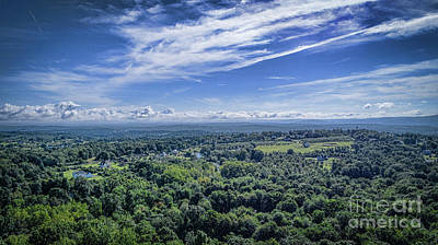 Photograph - Hudson Valley View by Joe Santacroce